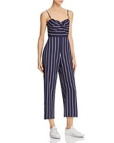 Bardot - Layla Stripe Jumpsuit
