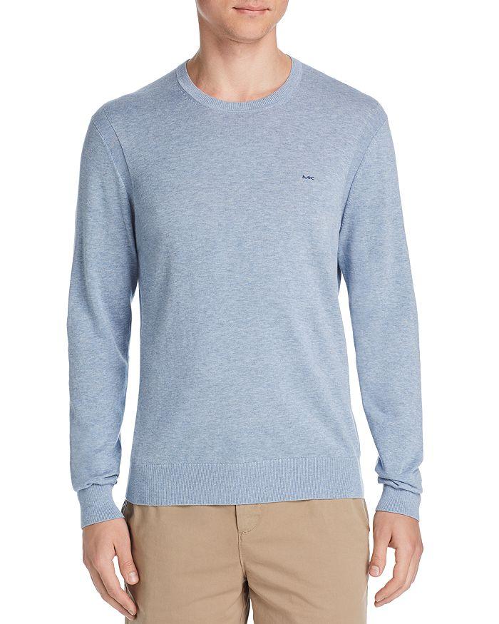 Michael Kors - Logo Embroidered Crewneck Sweater - 100% Exclusive
