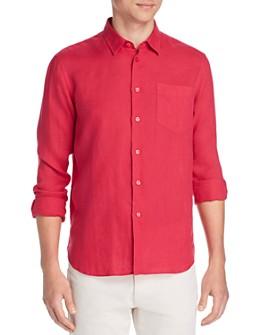 Vilebrequin - Linen Classic Fit Shirt