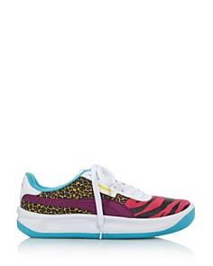 PUMA - Women's California Animal Lace-Up Sneakers