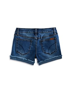 JOE'S - Girls' The Markie Roll-Up Denim Shorts - Little Kid