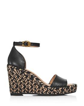 COACH - Women's Kit Wedge Espadrille Sandals