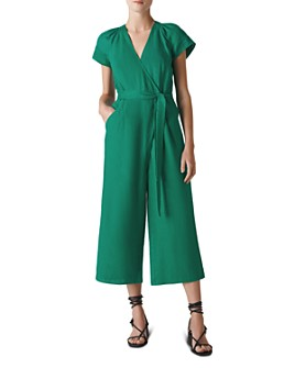 Whistles - Etta Wrap Jumpsuit