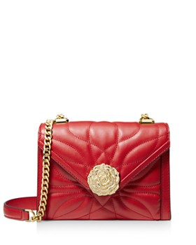 MICHAEL Michael Kors - Whitney Leather Convertible Shoulder Bag ... c86c28276a