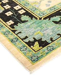 "Solo Rugs - Arts & Crafts Gatsby Hand-Knotted Area Rug, 8'0"" x 10'0"""