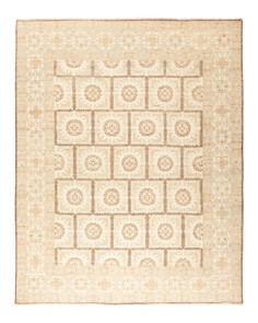 "Solo Rugs - Khotan Sol Hand-Knotted Area Rug, 7'10"" x 9'10"""
