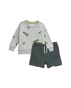 Sovereign Code - Boys' Bryson + Voltan Sweatshirt & Shorts Set - Baby