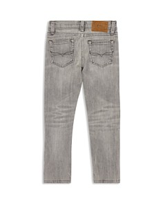 Ralph Lauren - Boys' Sullivan Slim Stretch Jeans in Gray - Little Kid