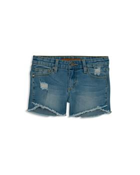JOE'S - Girls' The Markie Denim Shorts in Blue - Big Kid