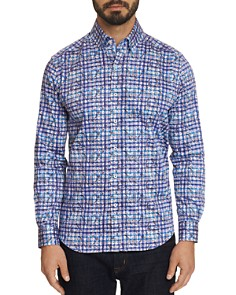 Robert Graham - Gavras Floral Plaid Classic Fit Shirt - 100% Exclusive