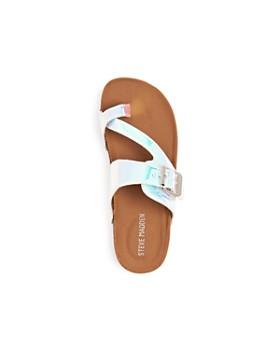 03bf04f7c3ca ... STEVE MADDEN - Girls  JWaive Slide Sandals - Toddler
