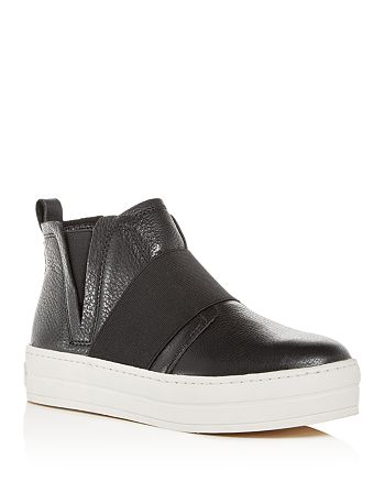 cfd34043a56 J/Slides Women's Holland Platform High-Top Sneakers | Bloomingdale's