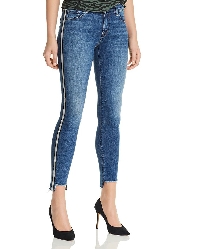 8ce0d2e1bca J Brand - 811 Mid Rise Skinny Jeans in Reflecting