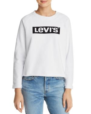 Levi's Logo Graphic Sweatshirt