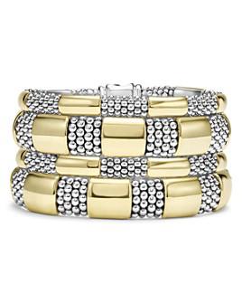 LAGOS - High Bar Bracelets