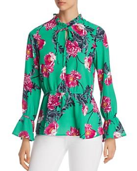Vero Moda - Holly Floral-Print Blouse