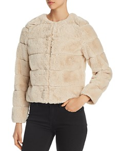 Vero Moda - Boulevard Faux-Fur Jacket