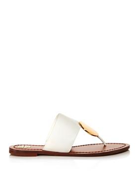 7dfba8197c563 White Sandals - Bloomingdale's