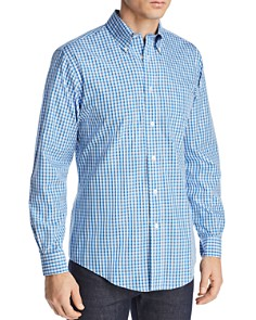 Brooks Brothers - Regent Check Slim Fit Button-Down Shirt