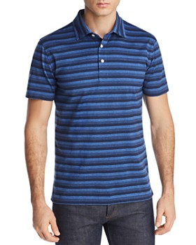 9955faa45e0 Brooks Brothers - Striped Jersey Slim Fit Polo Shirt ...