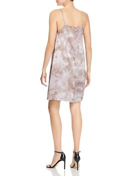 ATM Anthony Thomas Melillo - Tie-Dyed Silk Slip Dress