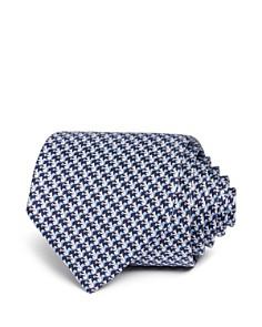 Salvatore Ferragamo - Squirrel-Print Silk Classic Tie