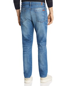 7 For All Mankind - Series 7 Adrien Slim Fit Jeans in Aficionado