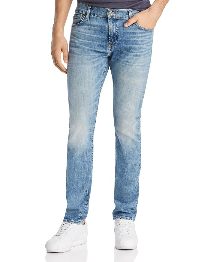 7 For All Mankind - Paxtyn Skinny Fit Jeans in Zeitgeist