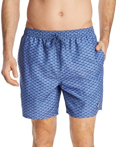Vineyard Vines - Chappy Mini Mahi-Print Swim Trunks