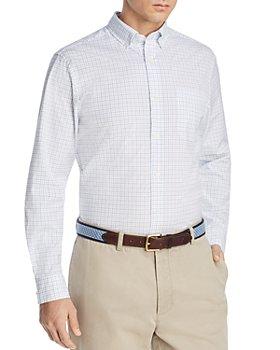 Vineyard Vines - Tattersall Tucker Grid-Print Classic Fit Button-Down Shirt