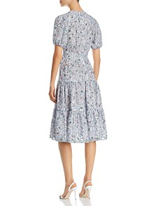 Tory Burch - Printed Lace Dress