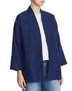 Eileen Fisher Petites - Organic Cotton Kimono Jacket