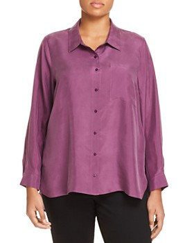 8eda764d1a022a Designer Plus Size Tops and Shirts - Bloomingdale s