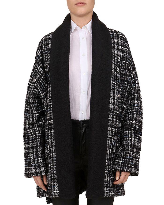 The Kooples - Holly Tweed Coat