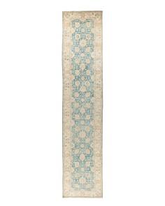 "Solo Rugs - Oushak Collection Nuya Runner Rug, 4' x 18'10"""