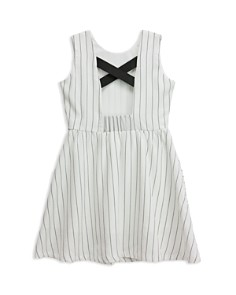Sovereign Code - Girls' Beth Striped Dress - Little Kid, Big Kid