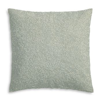 "Hudson Park Collection - Aster Beaded Decorative Pillow, 18"" x 18"" - 100% Exclusive"
