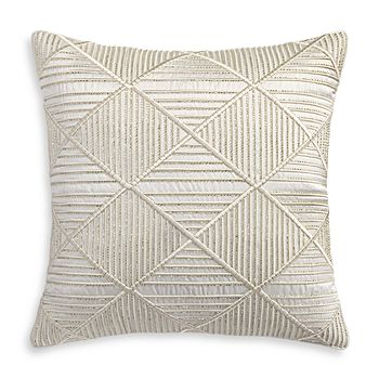 "Hudson Park Collection - Luxe Basic Decorative Pillow, 20"" x 20"" - 100% Exclusive"