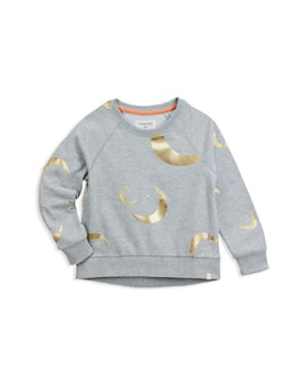 Sovereign Code - Girls' Half Moon Sweatshirt - Little Kid, Big Kid