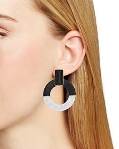 BAUBLEBAR - Emelda Hoop Earrings