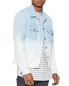 nANA jUDY - Sawyer Dip-Bleached Denim Jacket