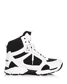 Joshua Sanders - Women's High-Top Sneakers