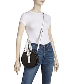 Rebecca Minkoff - Kate Color-Block Circle Bag