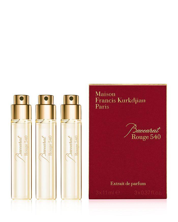 Maison Francis Kurkdjian BACCARAT ROUGE 540 EXTRAIT DE PARFUM REFILL SET
