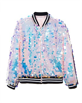 Rockets of Awesome - Magic Paillette Bomber Jacket - 100% Exclusive