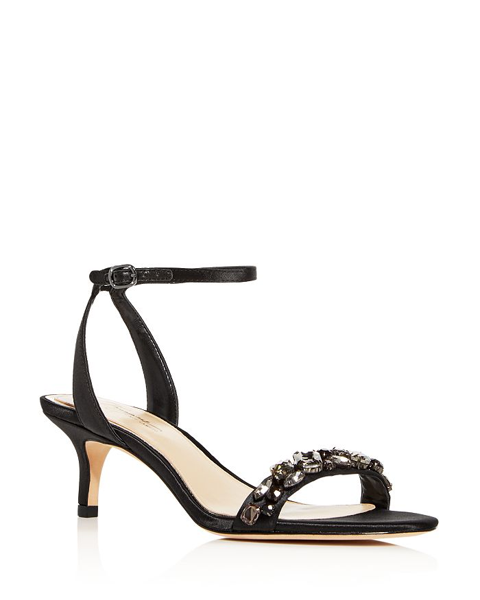 Imagine VINCE CAMUTO - Women's Kolo Embellished Kitten-Heel Sandals