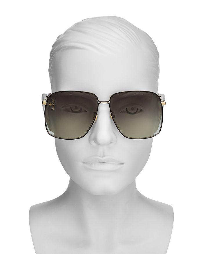 e60ec46c296f0 Gucci - Women s Oversized Square Sunglasses