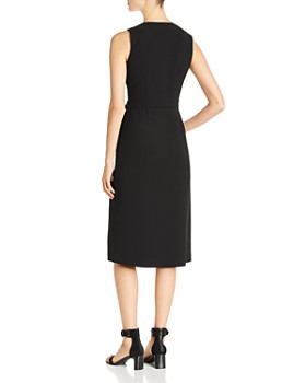 Lafayette 148 New York - Pammie Sleeveless Wrap Dress