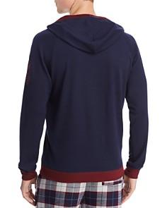 Psycho Bunny - Summit Lightweight Hooded Lounge Sweatshirt
