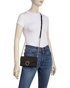 Rebecca Minkoff - Jean Leather Chain Wallet